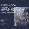 Mario Murua Premio Nacional de Artes Plásticas 2021